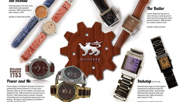 Banneker_Watch_collection_July2014