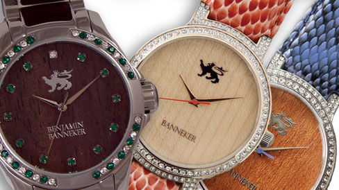 New Banneker Watches Available Now