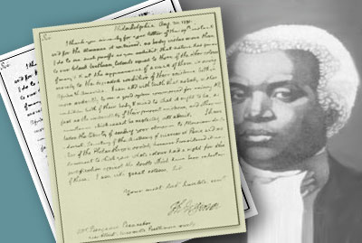 bannekers letter Benjamin banneker's letter to thomas jefferson, august 19, 1791 image ownership: public domain sir, i am fully sensible of the greatness of that freedom, which i.